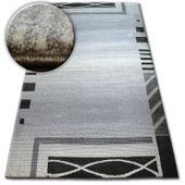 Dywan SHADOW 8597 silver 120x170 cm