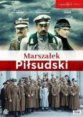Marszałek Piłsudski DVD praca zbiorowa