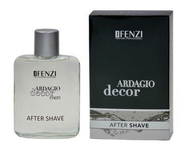 JFenzi Ardagio Decor After Shave 100ml