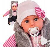 Lalka BOBAS Baby Śpiewa i Mówi Po Polsku U71