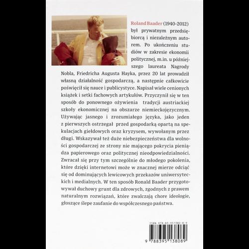 Książka Koniec pieniądza papierowego Roland Baader na Arena.pl