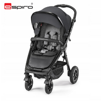 ESPIRO Wózek spacerowy SONIC AIR kolor 07 Pompowane Koła model 2019
