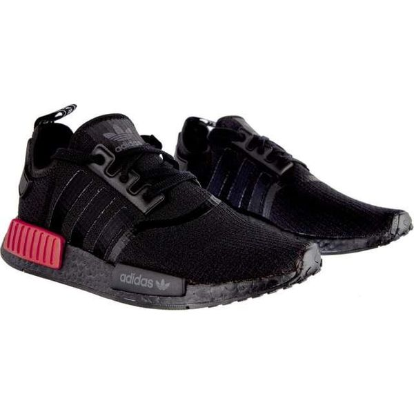 quality design fe1c8 70662 BUTY ADIDAS NMD_R1 CORE BLACK/CORE BLACK/LUSH RED (B37618) 42 2/3 CORE  BLACK/CORE BLACK/LUSH RED