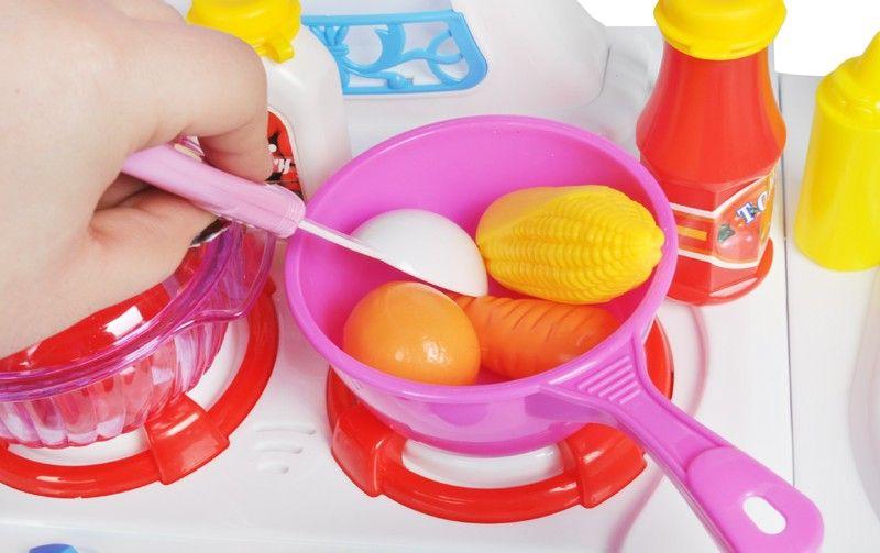 Kuchenka Gigant Kuchnia dla Dzieci Piekarnik Zlew 1496 zdjęcie 4