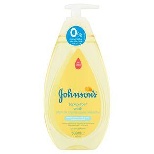 JOHNSON'S Baby płyn do ciała i włosów Top-to-Toe 500ml