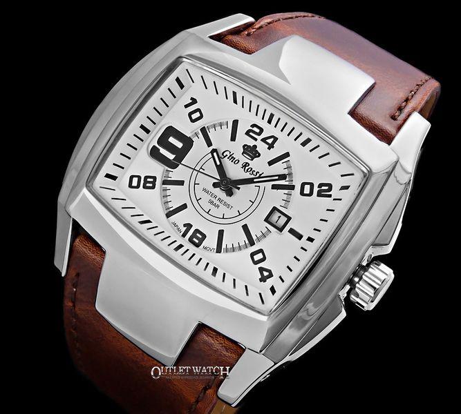Zegarek Męski Gino Rossi DIESEL POWER 6432 zdjęcie 6
