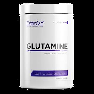 OstroVit Glutamine 500g Smak - pomarańcza