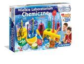 WIELKIE LABORATORIUM CHEMICZNE REKLAMA CLEMENTONI
