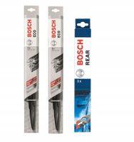 WYCIERACZKI Bosch HONDA CR-V II 2 Przód +Tył / 3x