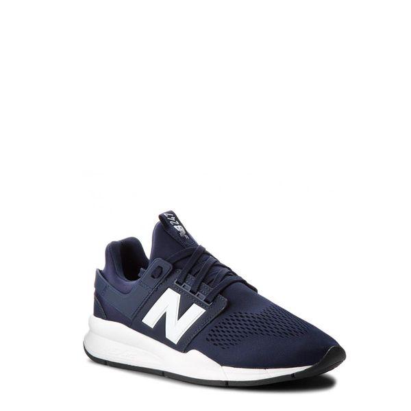 Niebieskie Buty Męskie Sportowe New Balance rozmiar 44