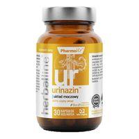 Urinazin z dodatkiem BioPerine 30 kapsułek Vcaps PharmoVit Herballine