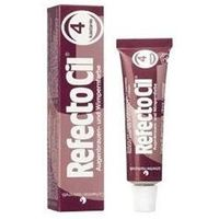 Refectocil Eyelash And Eyebrow Tint Henna Do Brwi I Rzęs 4 Chestnut 15Ml