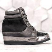Sneakersy Z Kryształkami r.39