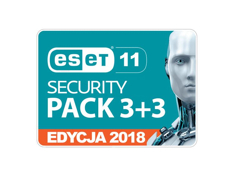 ESET Security Pack 3+3 / 3Lata na Arena.pl