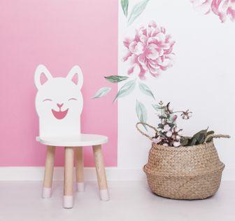 Krzesło krzesełko kotek dla dzieci