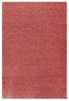 Dywan Wykładzina Shaggy Sphinx terra 88 400x400cm
