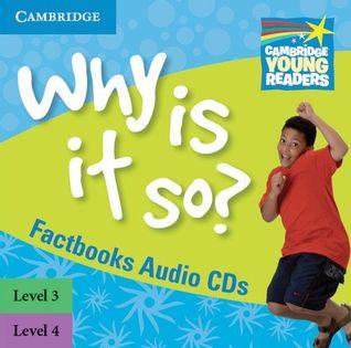 Why Is It So? 3-4 Factbook Audio 2CD Kent Brenda