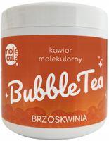 Kulki do Bubble Tea Molekularny Kawior BRZOSKWINIA