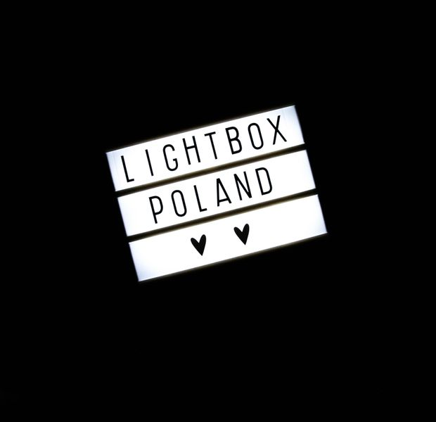 Lampka Lightbox A4 zdjęcie 2