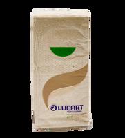Chusteczki higieniczne Econatural 90F, 1 op. x 9 chusteczek, 4 warstwy, Lucart Professional