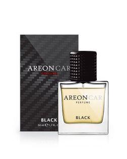 Areon PERFUME 50ML Black PERFUMY DO SAMOCHODU