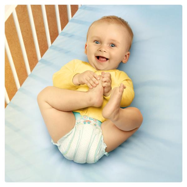 4 x Pieluchy Pampers New Baby 1 Newborn 43 sztuki (172 sztuki) zdjęcie 9