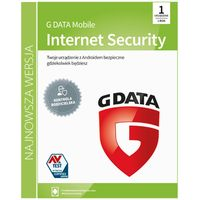 G Data Internet Security for Android / 1rok