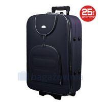 Duża walizka PELLUCCI RGL 801 L Granatowa
