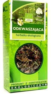 Dary Natury Herbatka Odkwaszająca Eko 50G
