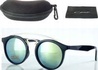 Okulary przeciwsłoneczne Lenonki lustra UV400 Revo