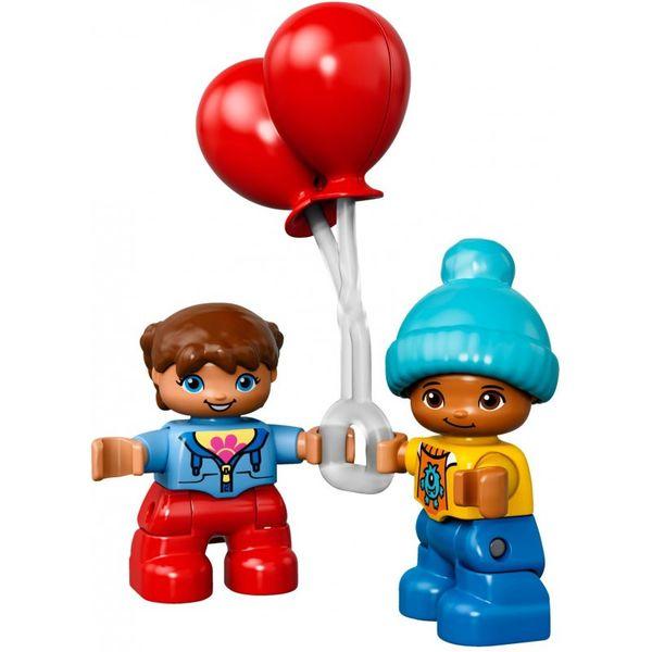 Lego Duplo 2-5 lat przyjęcie urodzinowe 10832 zdjęcie 3