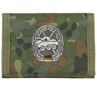 "Portfel BW ""Panzeraufklarer"" flectarn"