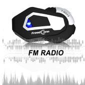 Interkom Motocyklowy FreedConn T-MAX S Konferencja 6 kasków