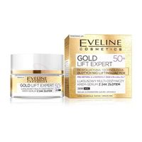 EVELINE Golden Lift Expert 50+ 50ml - krem-serum