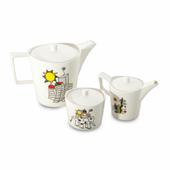 Zestaw porcelanowy Kawa/herbata 6 el Codriez Berghoff