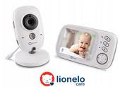 Lionelo elektroniczna niania Care Babyline 6.1 kamera wysyłka 0zł