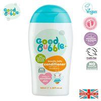 Good Bubble Organiczna odżywka wegańska do pielęgnacji włosów Noworodka i NiemowlakaCloudberry 100 ml