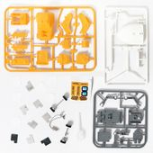Kreatywny zestaw ROBOT SOLARNY KITS 3w1 zdjęcie 3
