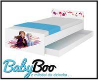Łóżko dziecięce MAX BABY BOO 200X90 szuflada Disney WZORY!!