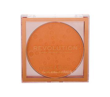 Makeup Revolution London Bake & Blot Puder 5,5g Peach