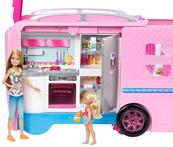 67c354ababee5 Duży luksusowy rozkładany KAMPER dla lalek Barbie Mattel • Arena.pl