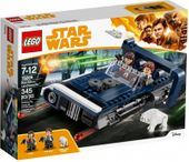 Lego polska Star Wars Han Solo Zeus Chariot