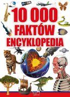 Encyklopedia 10 000 faktów 176st dla dzieci nowość
