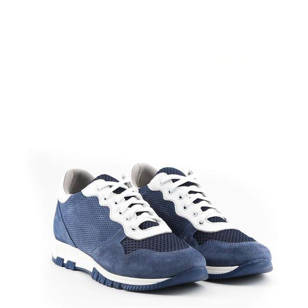 Made in Italia sportowe buty męskie niebieski 45 zdjęcie 5