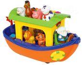 Arka Noego statek na kółkach ze zwierzątkami Dumel Discovery