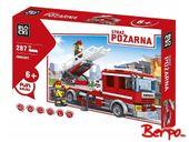 BLOCKI KB98205 Straż Pożarna Wóz strażacki