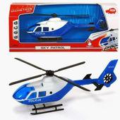 Dickie Helikopter Policyjny Sky Patrol Światło Dźwięk 36cm