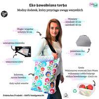 EKO torba bawełniana – maroco