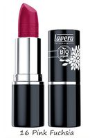 Lavera Beautiful Lips Colour Intense Pomadka d/ust 4,5g 16Pink Fuchsia