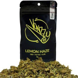 Susz CBD Konopny 7% Lemon Haze 5g VONZZY